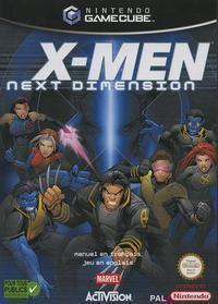 X-Men : Next Dimension