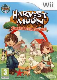 Harvest Moon : L'Arbre de la Sérénité
