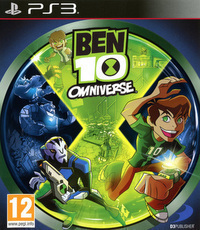 Ben 10 Omniverse sur Playstation 3