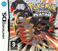 Pokémon Version Platine sur Nintendo DS